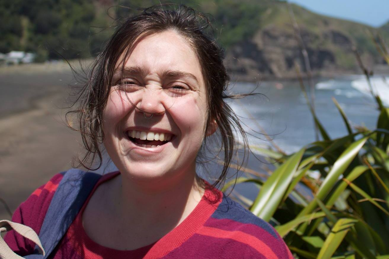 Hannah Spyksma is a doctoral fellow at Queensland University of Technology