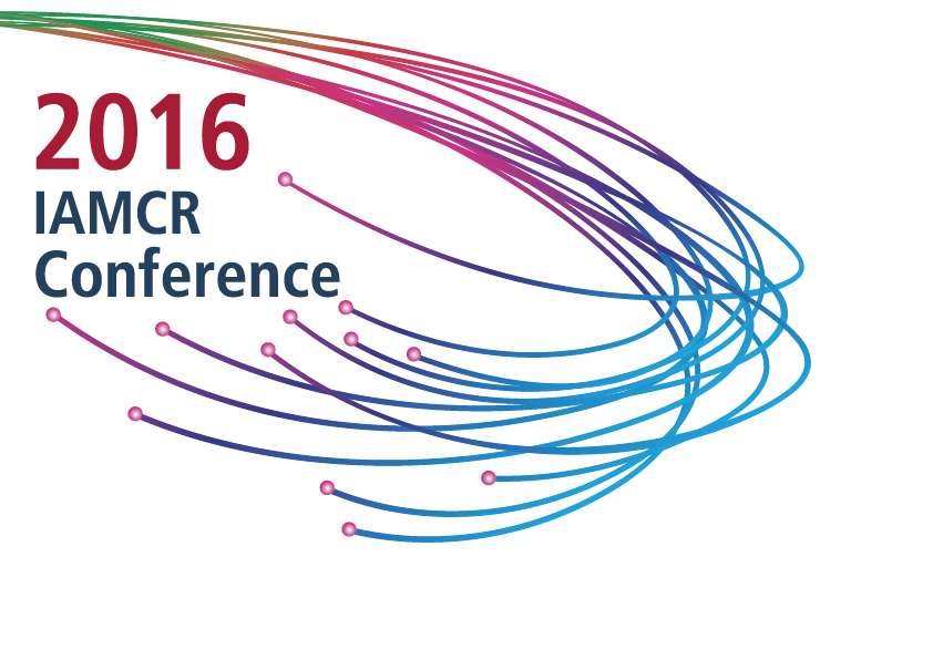 IAMCR 2016 | 27-31 July | Leicester, UK