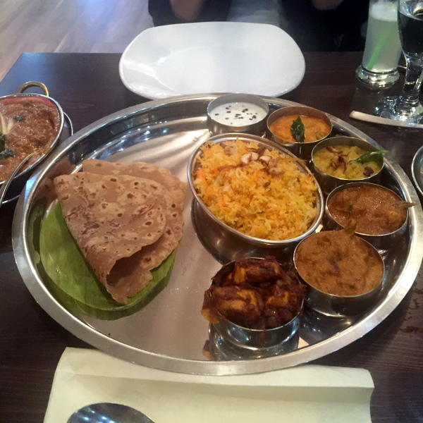 It was curious to find authentic Indian cuisine in Leicester, which could become an interesting study