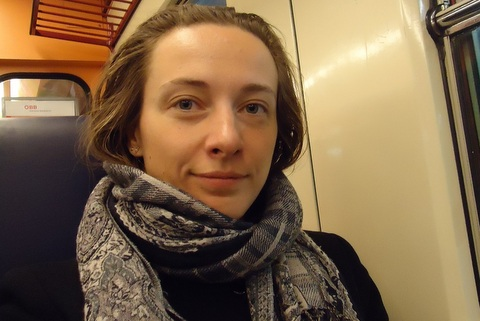 Olesya Venger will be awarded the 2015 UCF/IAMCR Urban Communication Research Grant