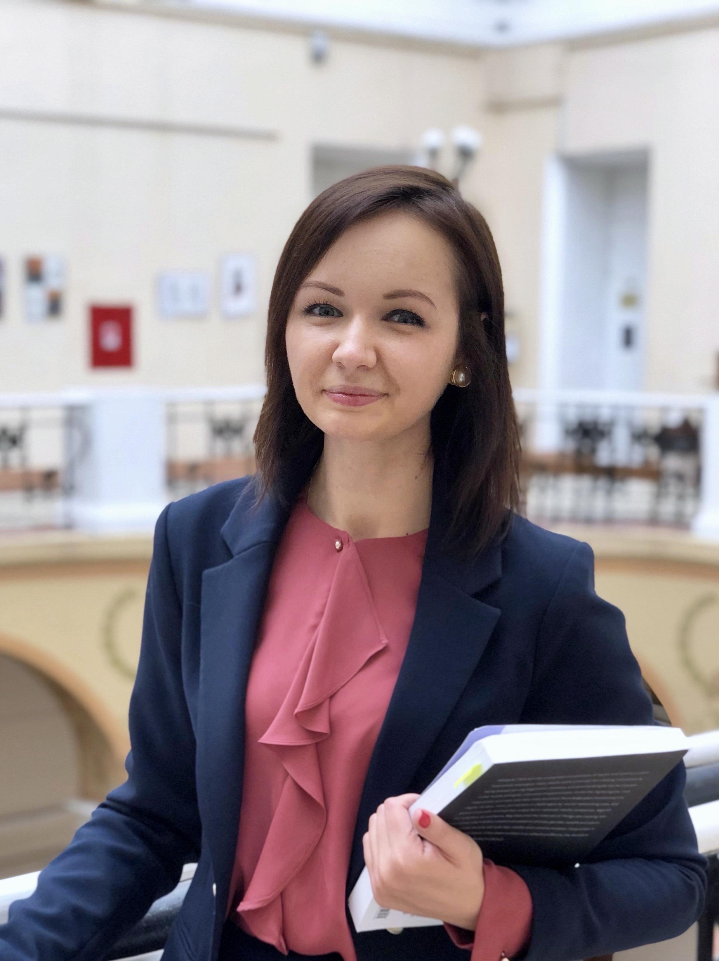 Dr. Anna Gladkova