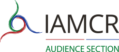 IAMCR Audience Section logo