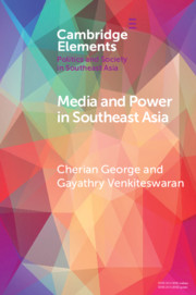 Media and Power in Southeast Asia