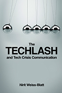 The Techlash and Tech Crisis Communication