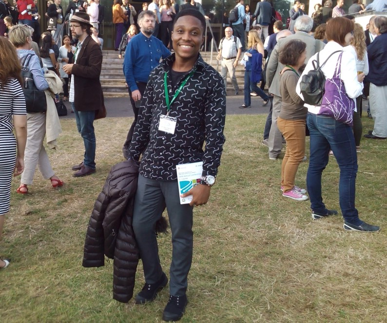 Chikezie Uzuegbunam at Leicester