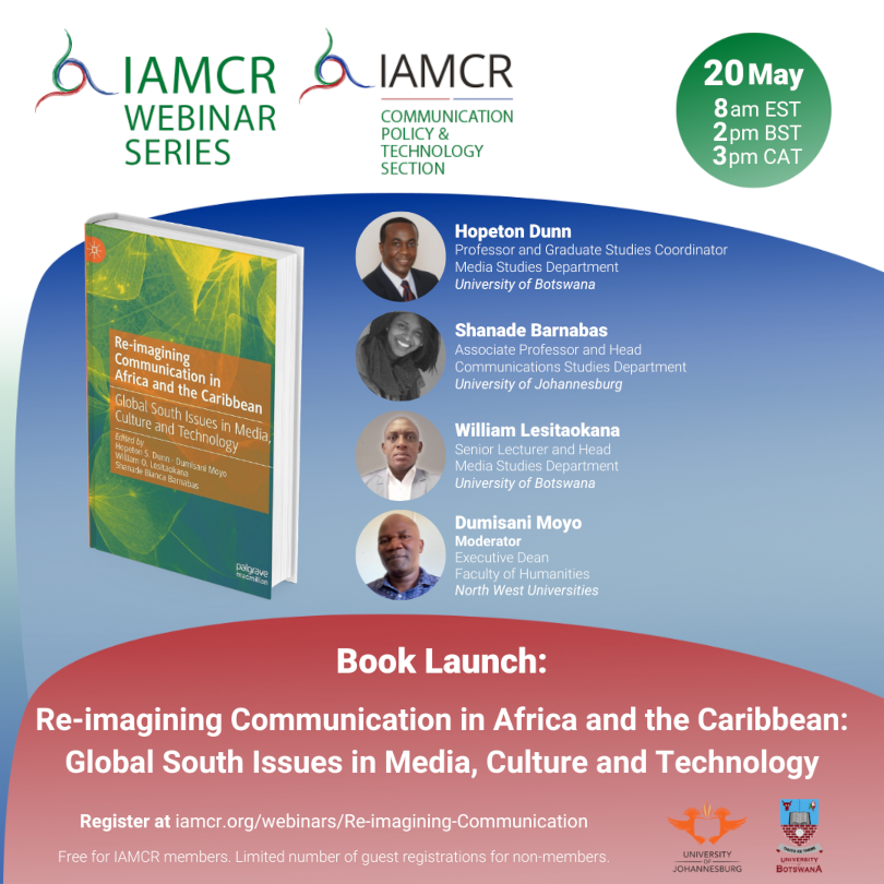 Webinar - Communication in Africa & the Caribbean
