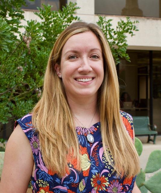 Kelsey Whipple, winner of the 2021 Urban Communication Research Grant