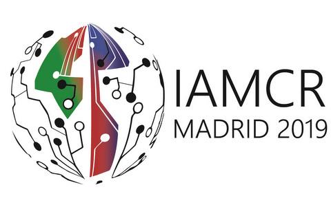 IAMCR 2019 logo