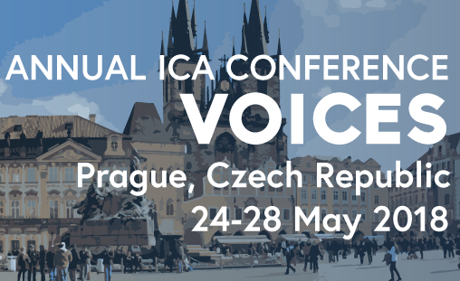 IAMCR will be at ICA 2018 in Prague