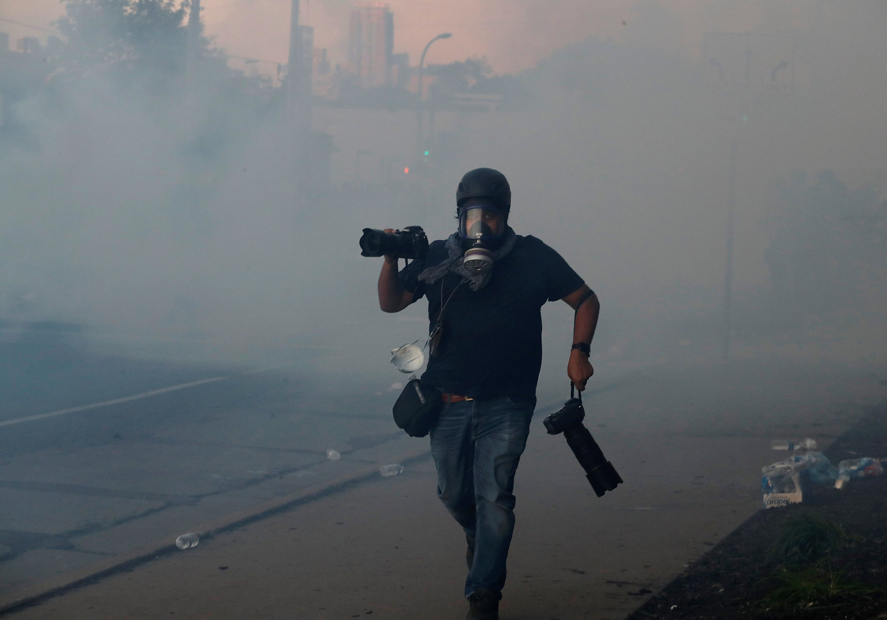 Photo: Reuters/Carlos Barria https://pressfreedomtracker.us/physical-attack/