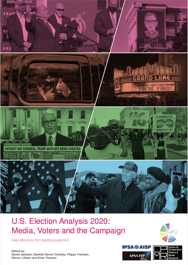 U.S. Election Analysis 2020: Media, Voters and the Campaign