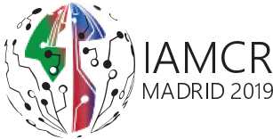 IAMCR 2019 Madrid - logo