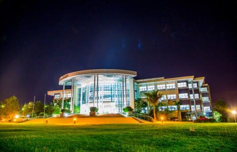 Photo: USIU Library