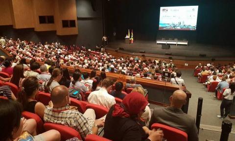 Plenary session: IAMCR 2017, Cartagena, Colombia