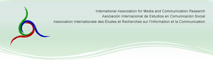 International Association for Media and Communication Research - Newsletter